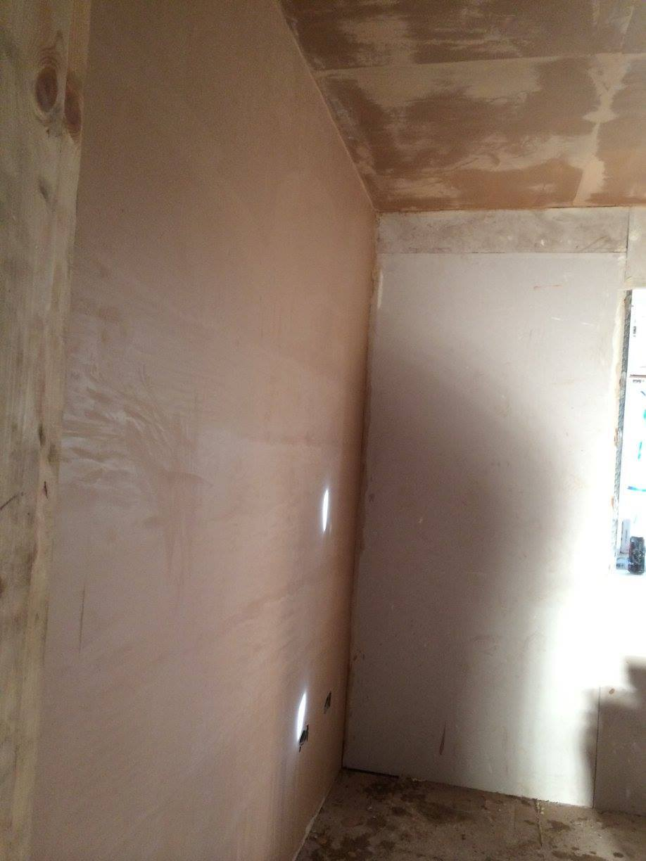 Plastering photo two