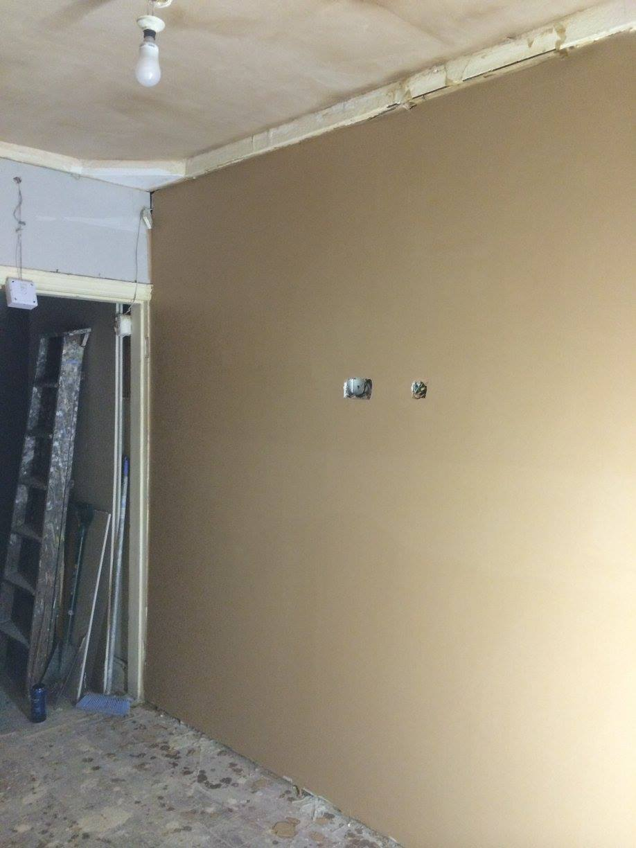 Plastering photo five
