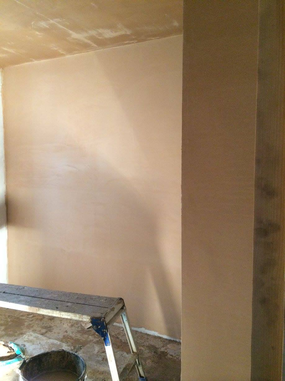 Plastering photo four